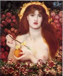 Eris By Dante Rossetti, Astrology